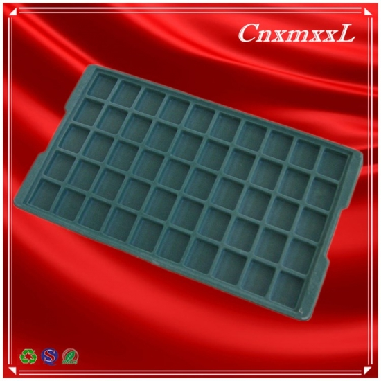 Plastic Flocking tray