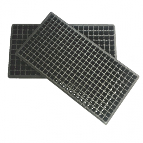 288 cells plastic nursery seed plug trays